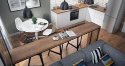 дизайн-интерьера-квартиры-студии-двухкомнтаной-новосибирск