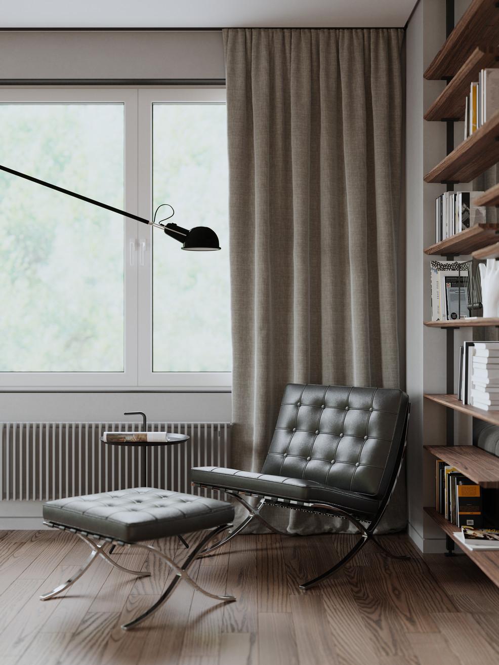 дизайн интерьера design interior SHUBOCHKINI architects SIA
