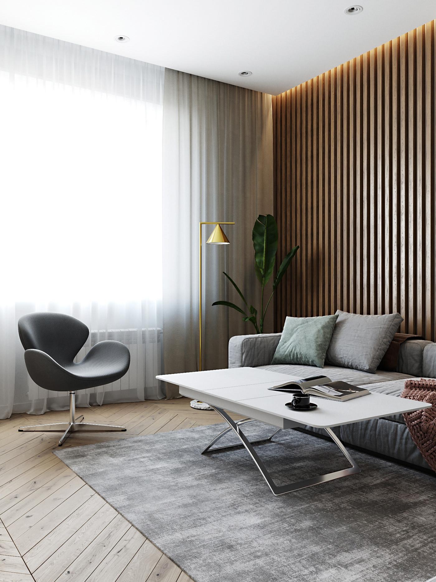 дизайн интерьера SHUBOCHKINI architects SIA новосибирск