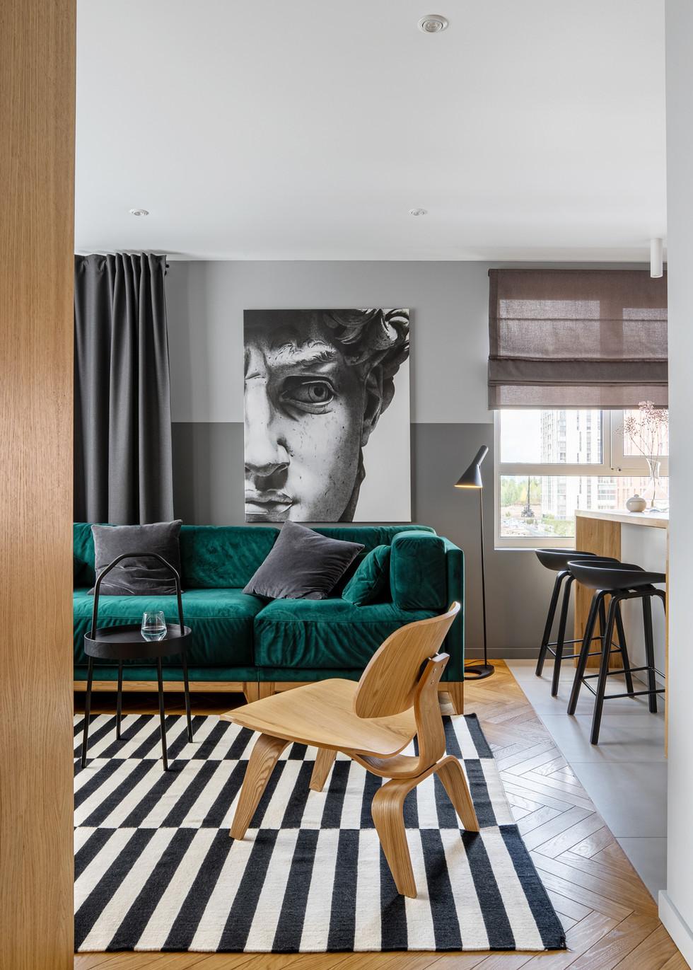 design interior SHUBOCHKINI architects SIA дизайн интерьера