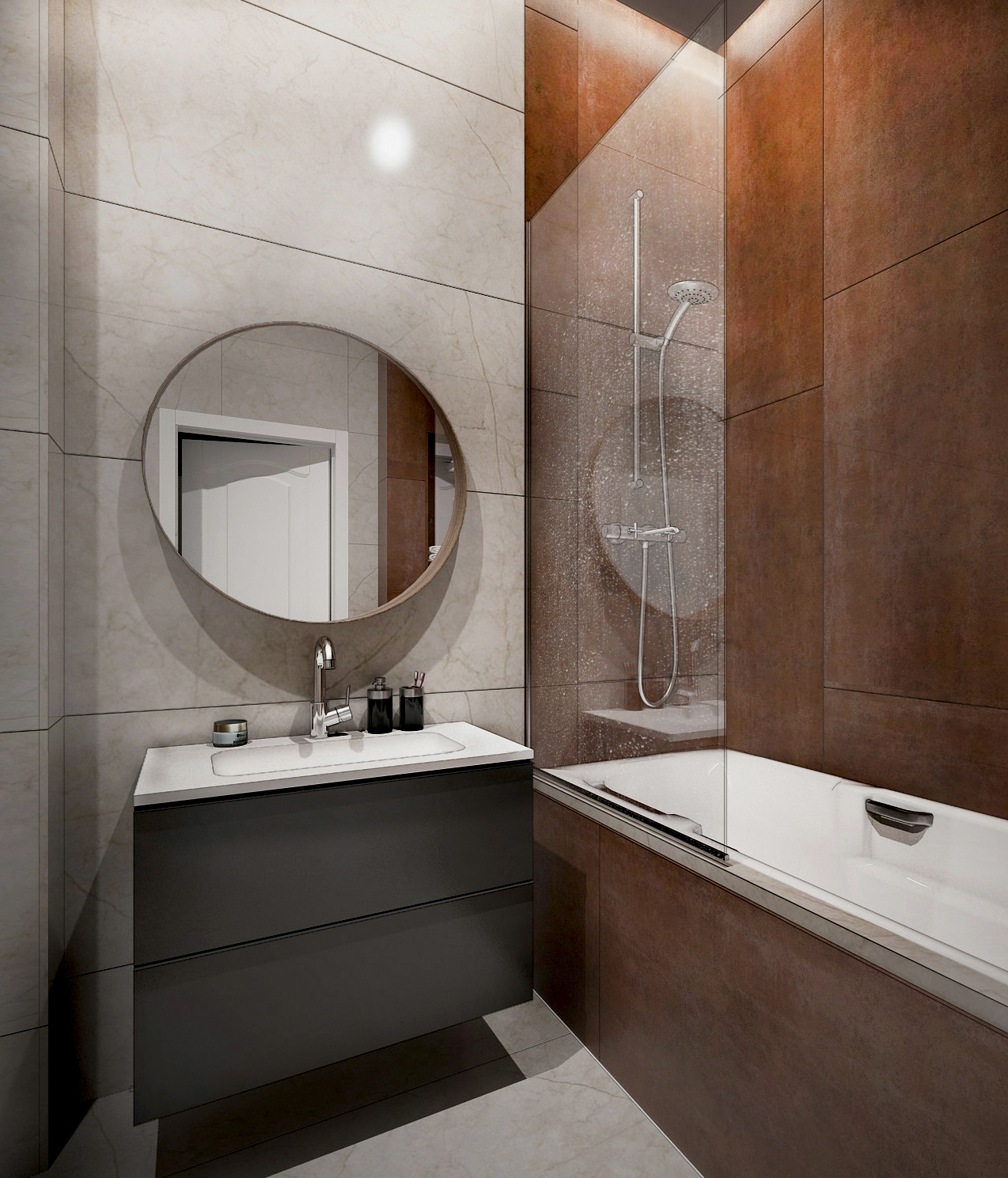 1-ванная