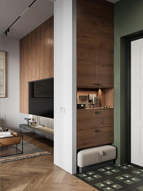 дизайн интерьера design interior SHUBOCHKINI architects