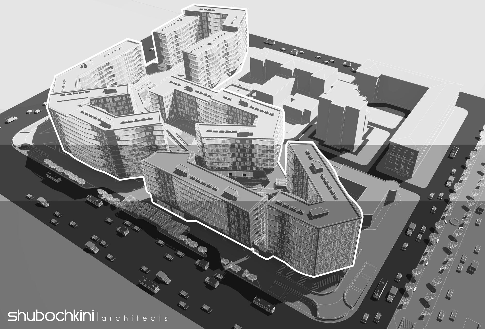 Интегрированный жилой комплекс