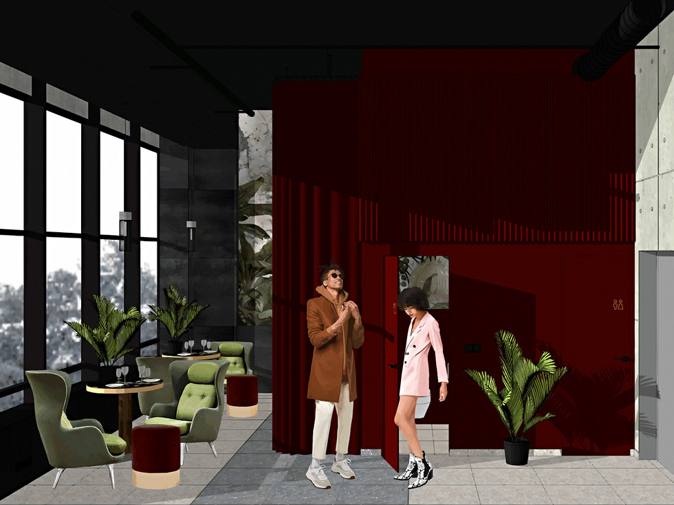 дизайн интерьера SHUBOCHKINI architects SIA  новосибирск москва