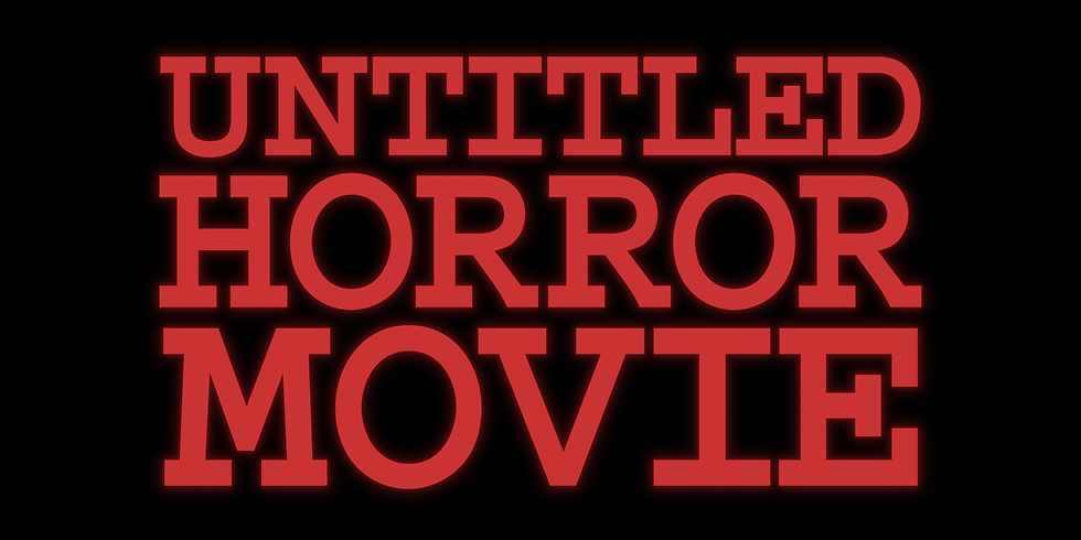 Untitled Horror Movie NFT Drop with OpenSea