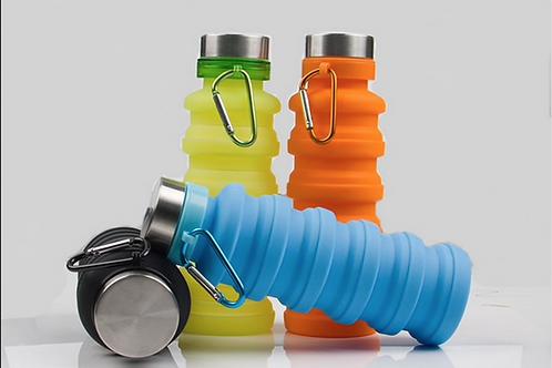 Botella Ecológica Plegable