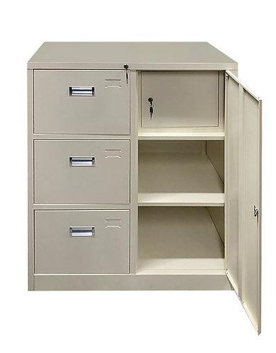 Archivo con caja de seguridad