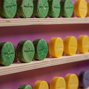 HappySoaps opent eerste plasticvrije cosmeticawinkel
