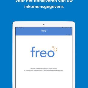 Rabobankdochter Freo introduceert als eerste in Nederland 'papierloos' lenen