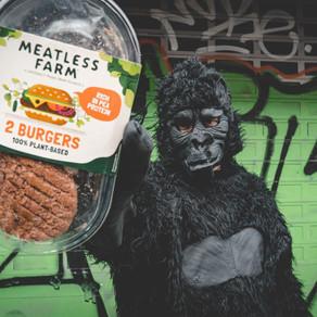 Snelgroeiende Meatless Farm krijgt met Gorillas nieuw afzetkanaal