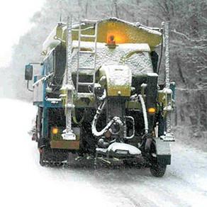 Ondanks hittegolf: Aankomst en aanvang lossing van 25.000 ton wegenzout t.b.v. de winter!