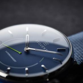 Eerste automatisch zelfladende Hybrid Smart Watch mét hartslagmeter ter wereld