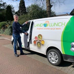 Bussumse LandLunch gaat door Coronacrisis complete levensmiddelen assortiment thuisbezorgen