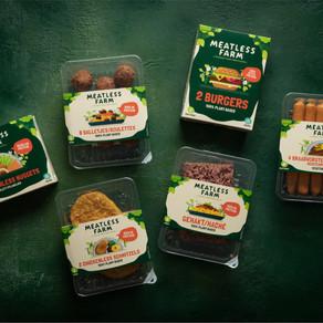 Meatless Farm vanaf nu verkrijgbaar bij Jumbo