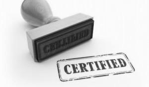 Eerste gecertificeerde bedrijvendokters in Nederland