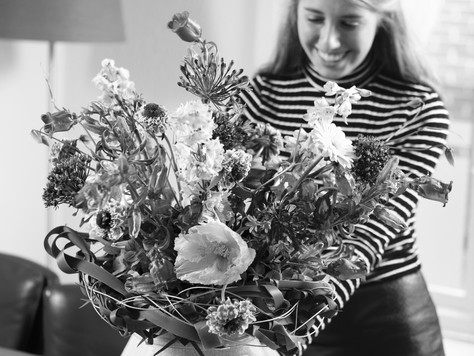Jongeren kopen meer bloemen en doen dat het liefst bij bloemist