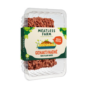 Snelgroeiende Meatless Farm wil schap in Nederlandse supermarkt veroveren