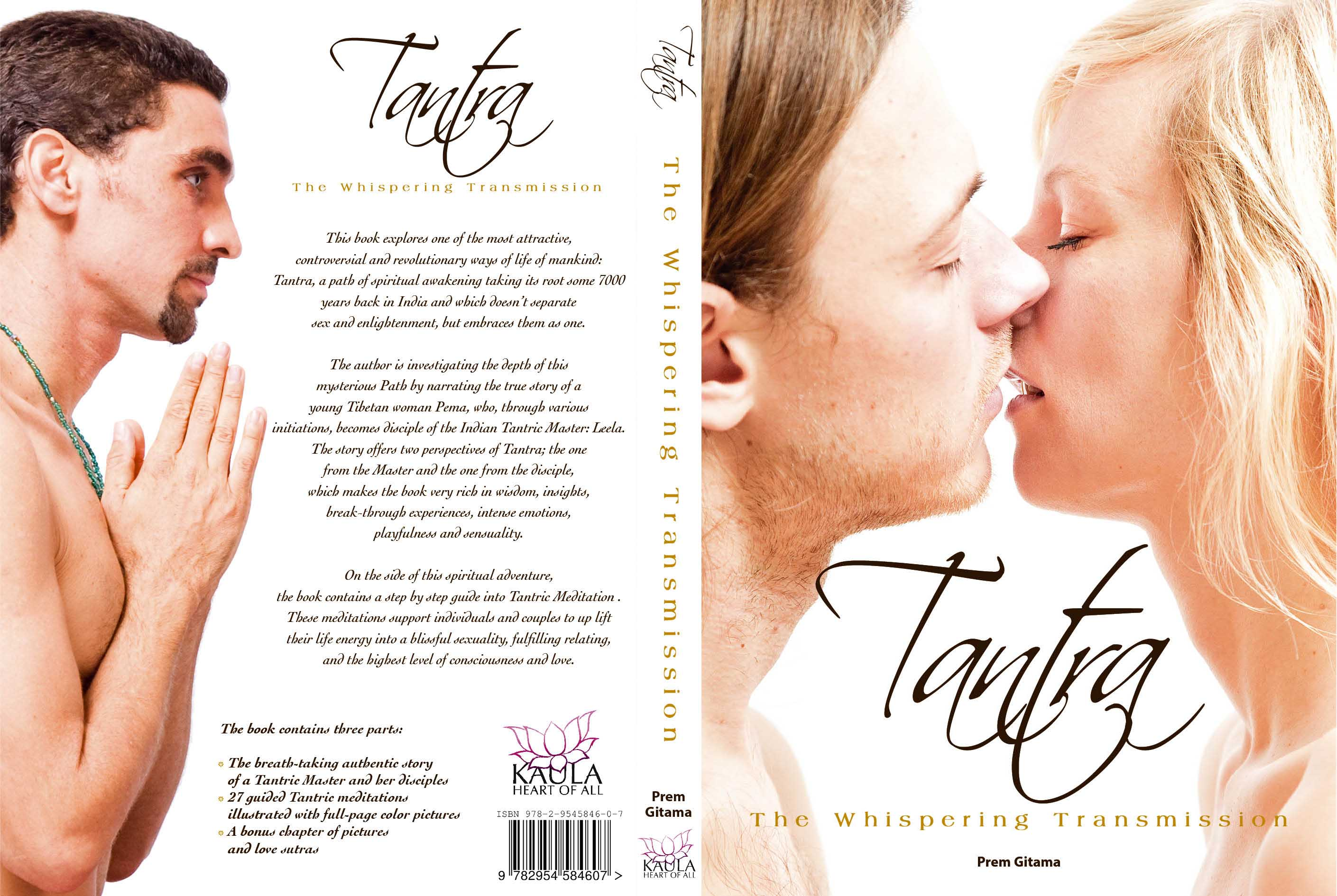 Whispering Transmission cover