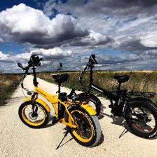 Location Fat Bike et vélo électrique