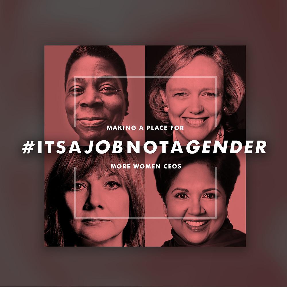 #ItsAJobNotAGender