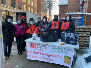 12/19/2020 Chinatown Main Street / Fair Foods Community Food Distribution Program.