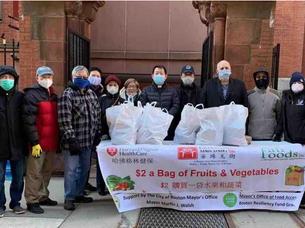 1/23/2021 Chinatown Main Street / Fair Foods Community Food Distribution Program.