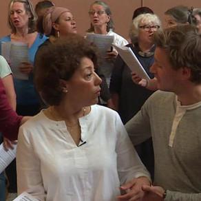La diva des quartiers, Malika Bellaribi Le Moal, fait vibrer les voix amateurs sur Didon et Enée