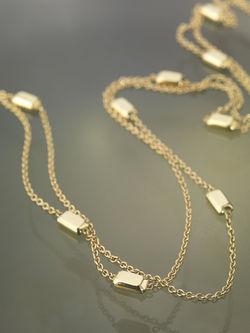 Gemmae Aureae necklace