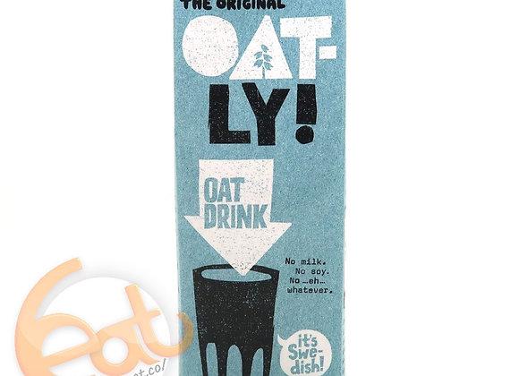 Oatly 原味燕麥奶 | Original Oat Milk