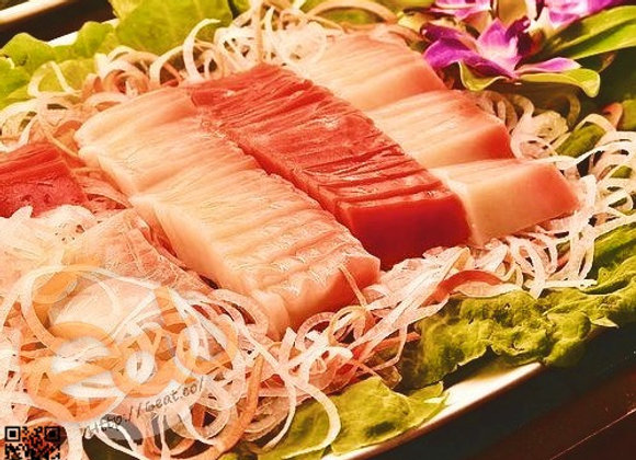 素魚生片 | Vegan Sashimi
