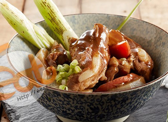 日式豬軟骨   Japanese Style Cooked Pork Tender Bone