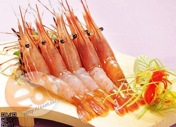 加拿大牡丹蝦 | Botan Shrimp Sashimi | ボタンエビ