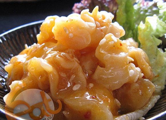 蒜味螺肉   Whelks Tops in Garlic Sauce