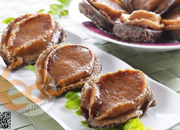 日式磯煮鮑魚 |  Japanese Style Cooked Abalone (Cooked with Soy Sauce & Seaweed)