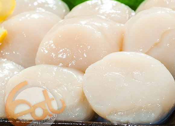 北海道帶子刺身級(中) | Scallop Sashimi(M) | ホタテ