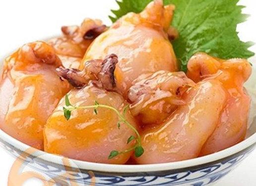 蒜味墨魚仔 | Baby Cuttlefish in Garlic Sauce