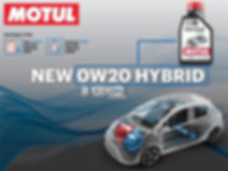 Finding the right lubricant for your Hyb