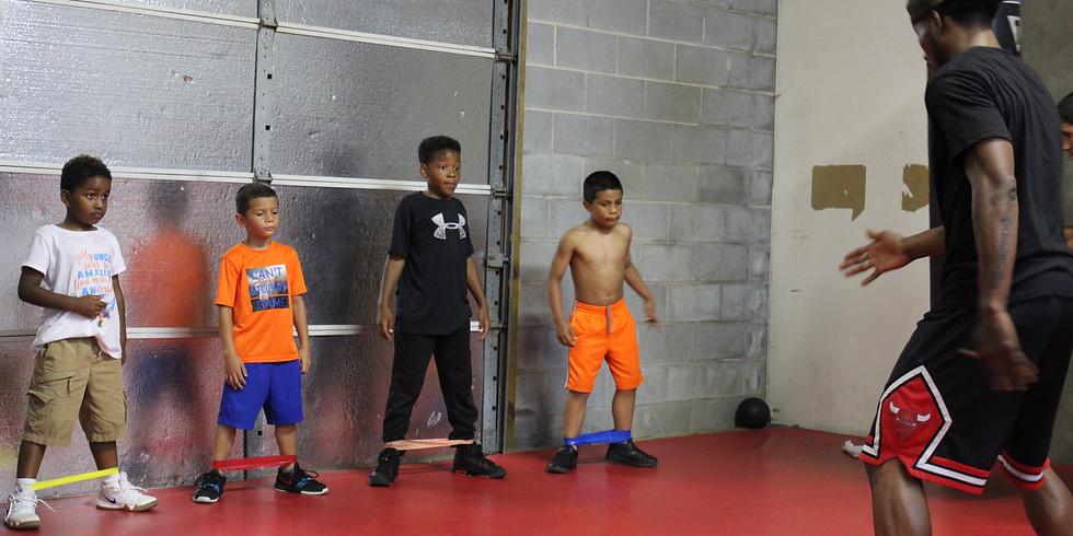 KIDS Group Boxing Class