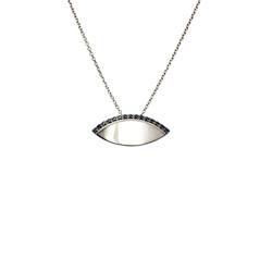 EYEP101 silver pendant