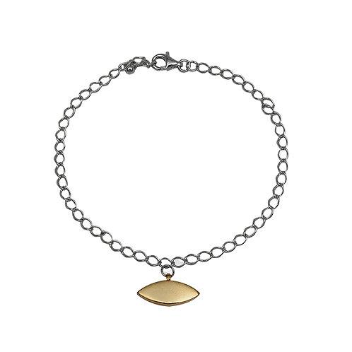 EYE.B.100 Silver Bracelet