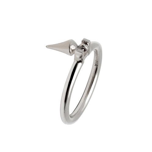 U.R.101 Silver Ring