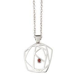 RP101 silver pendant