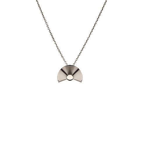 CL.P.103 Silver Pendant in Silver Chain