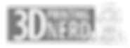 3D Printing Nerd Logo