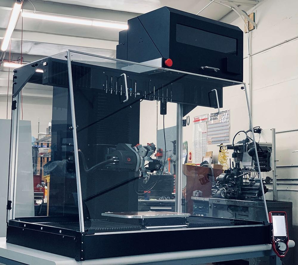 H5: 3D Printer & CNC Machine