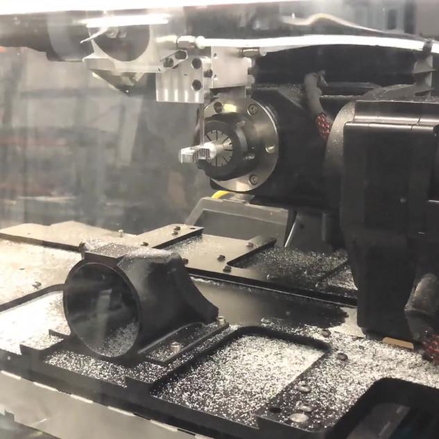 MACHINE BRACKET