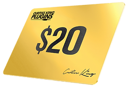 Curtiss King Plugins Gift Card $20.png