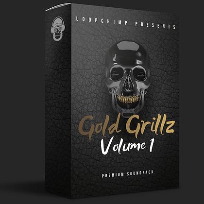 Gold Grillz X