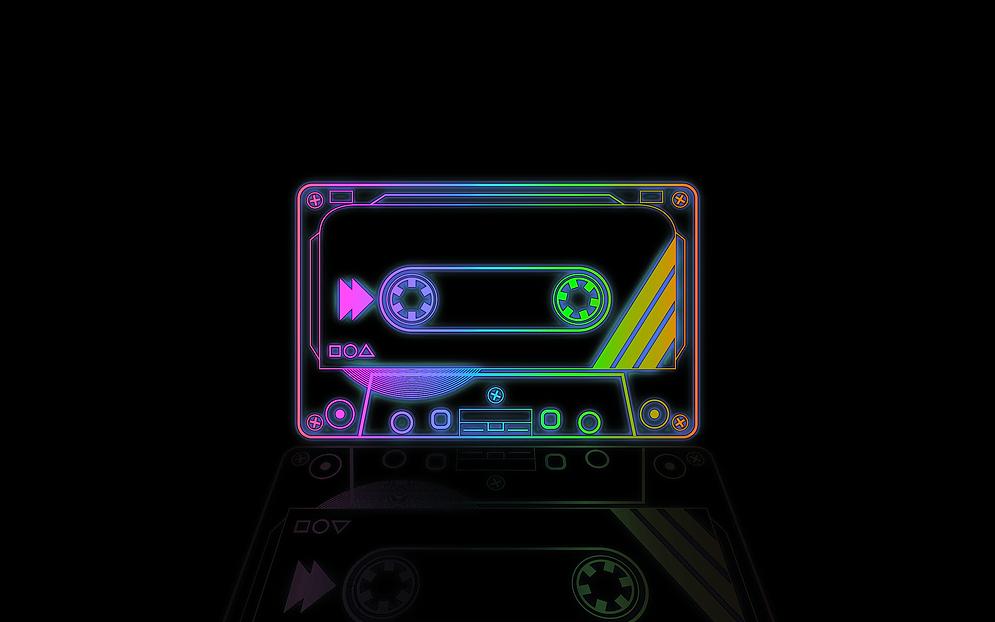 Cassette Black Neon.png