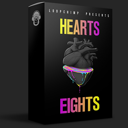 Hearts & Eights - Limited Offer